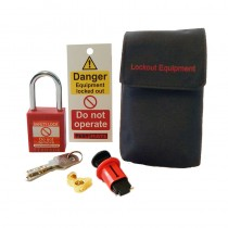 Testmate Personal Lockout Tagout Kit 1