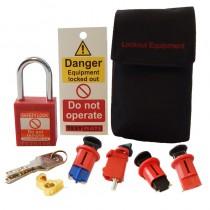Testmate Safe Isolation Lock Off Kit 3