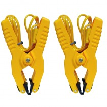 Testmate TCP-100 Type K Pipe Clamp Probe Twin Pack